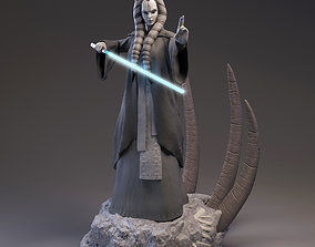 3D print model Shaak Ti Full Outfit