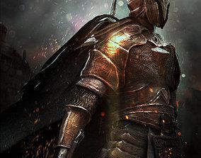 Scorpion Medieval Armor 3D model
