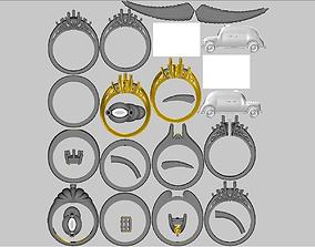 Jewellery-Parts-5-uha9pwzt 3D print model