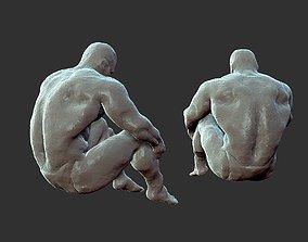 bodybuilder 3D printable model