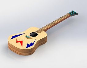 3D printable model Cithara