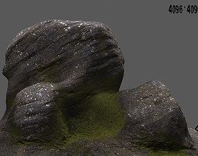 Rocks 3D asset realtime rocks