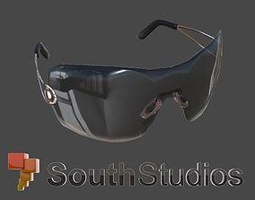 Fannity Glasses AR VR 3D asset