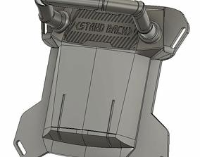 Cyberpunk - Trauma Team - Armor And 3D printable model