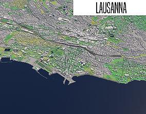 Lausanne 3D