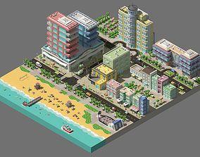 Beach 3D Models | CGTrader