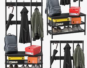 3D Ikea Pinnig Coat Rack