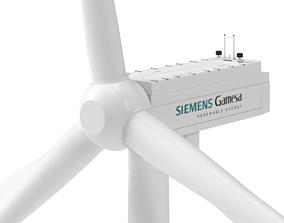 Wind Turbine Siemens Gamesa 3D
