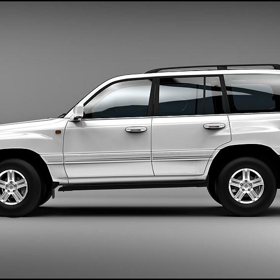 Toyota Land Crauiser 100