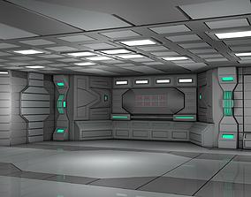 3D lab Sci Fi Room