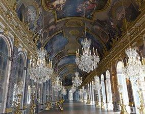 3D Classic Luxury Hall
