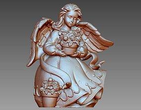 magerit 3D print model Angel Innocent