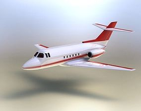 British Aerospace 125 3D