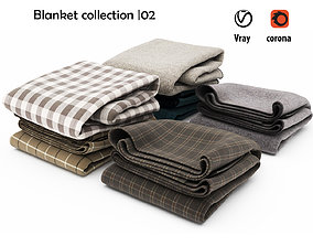 Blanket collection 02 3D