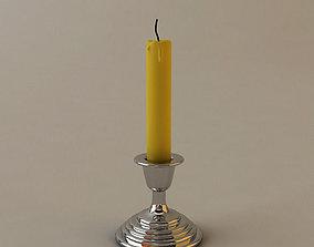 Candlestick 3 3D