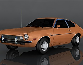 1973 Ford Pinto 3D model