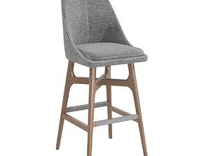 3D Charter furniture bar stool
