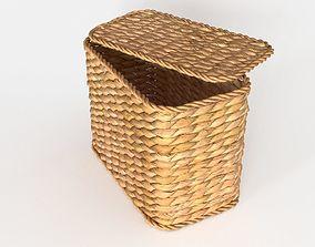 Pottery Barn SAVANNAH UTILITY BASKETS 3D model