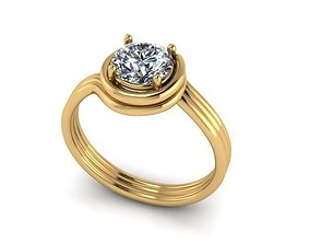 3D print model Wedding Ring R0010