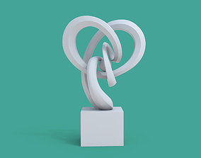 Infinity - Mobius - Abstract Art 3D printable model 2