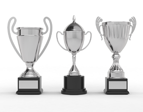 3D Cups Trophy collection