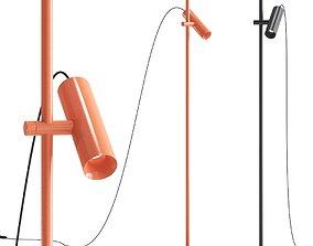 3D DOTS Floor lamp By Kettal