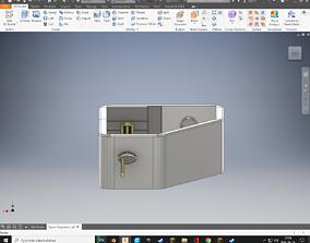 3D printable model Space Engineers Radio Communicator