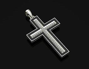 delicate Cross 3D print model