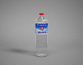 Water Bottle beverage 3D model
