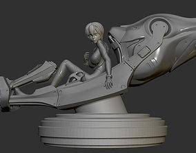 Rei - Evangelion 3D printable model