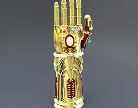 3D PBR Thanos Infinity Gauntlet