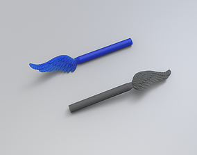 Wings for casting 3D printable model
