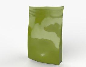 snack 3D model Food packaging v 1