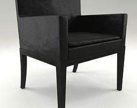 3D Jean Michel Frank Chair