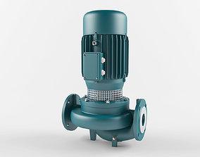 3D Pump centrifugal Vrt
