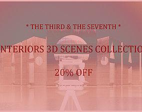 TS Interiors 3d Scenes Collection 20-OFF alexroman