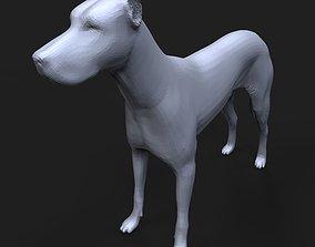 3D print model Doberman Pinscher
