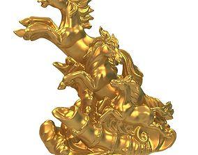 3D printable model Horse