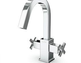 3D model Gro Welle Dusches 711 mixer faucet