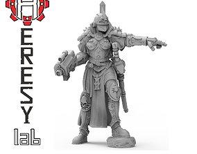 Inquisitor Hagmar 3D print model