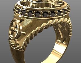 3D print model Ring steering wheel