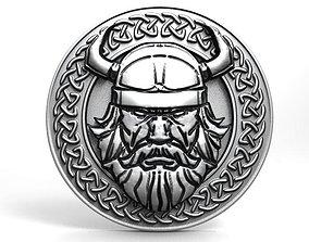 3D printable model Viking pendant 13