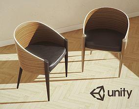 3D asset Enlight Chair 01