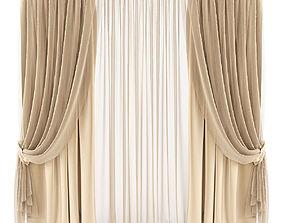 Curtain 3D model 73