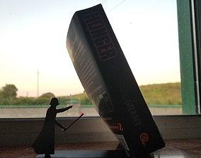 Darth Vader Book Stand 3D printable model