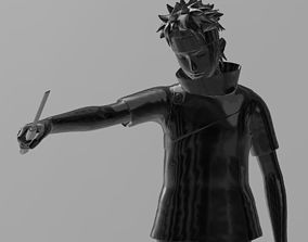 Young Itachi Uchiha from Naruto 3D printable model