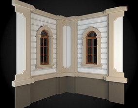 3D classics Wall