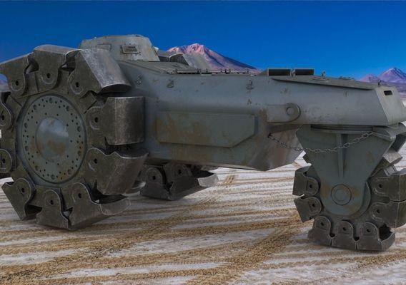 Alkett VsKfz 617 Minenrumer