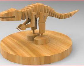 dinosaur showpiece 3D print model