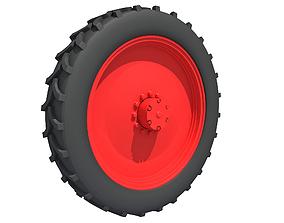 Off Road Tyre 3D model